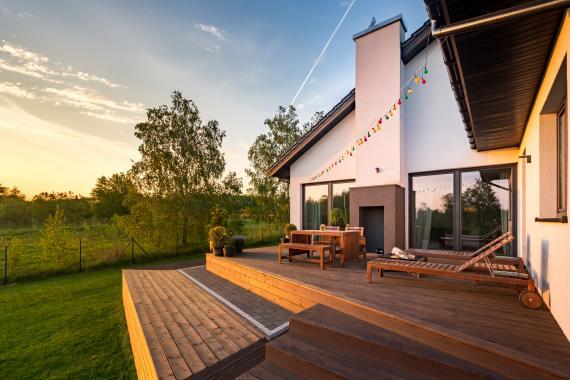 Réussir la construction de la terrasse de sa maison