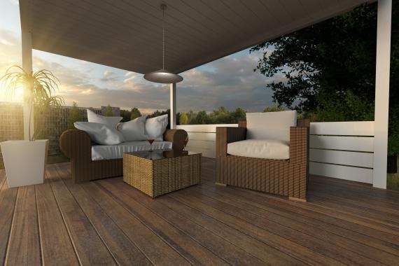 Tout savoir sur la terrasse en bois
