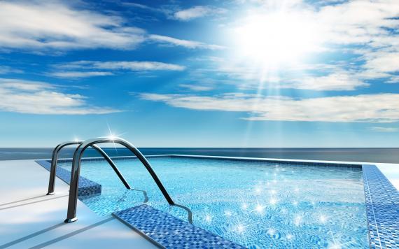 Les atouts majeurs d'une piscine en béton
