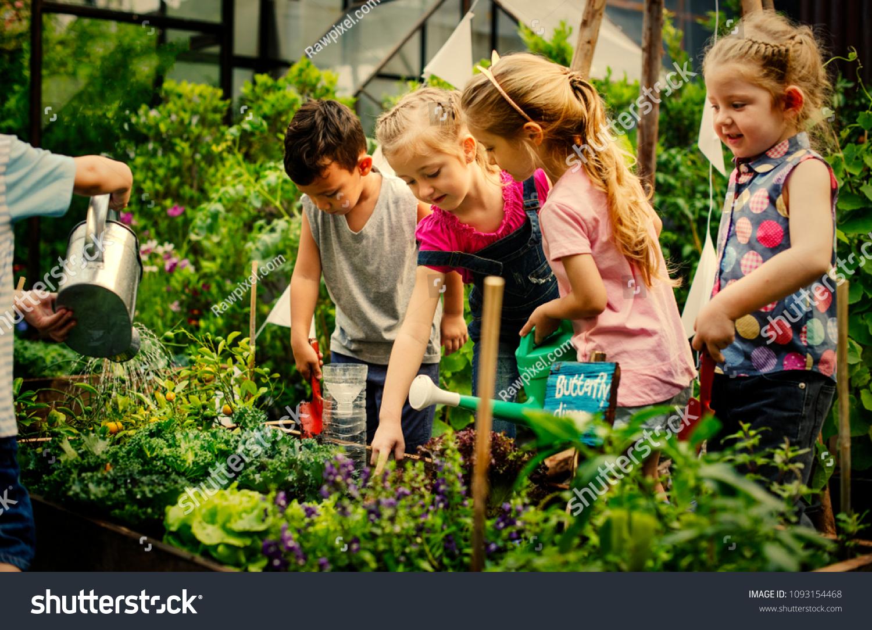 Parents et enfants : les joies du jardinage
