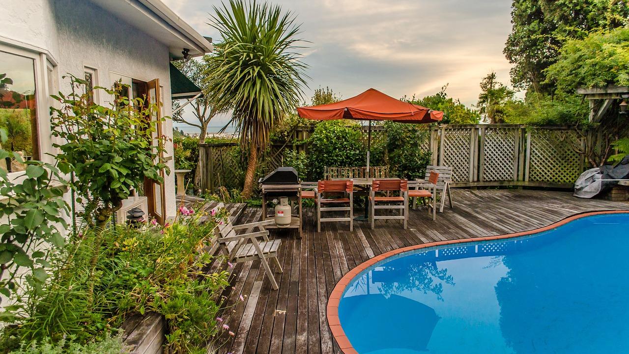 La piscine: une valeur ajoutée supplémentaire pour la maison