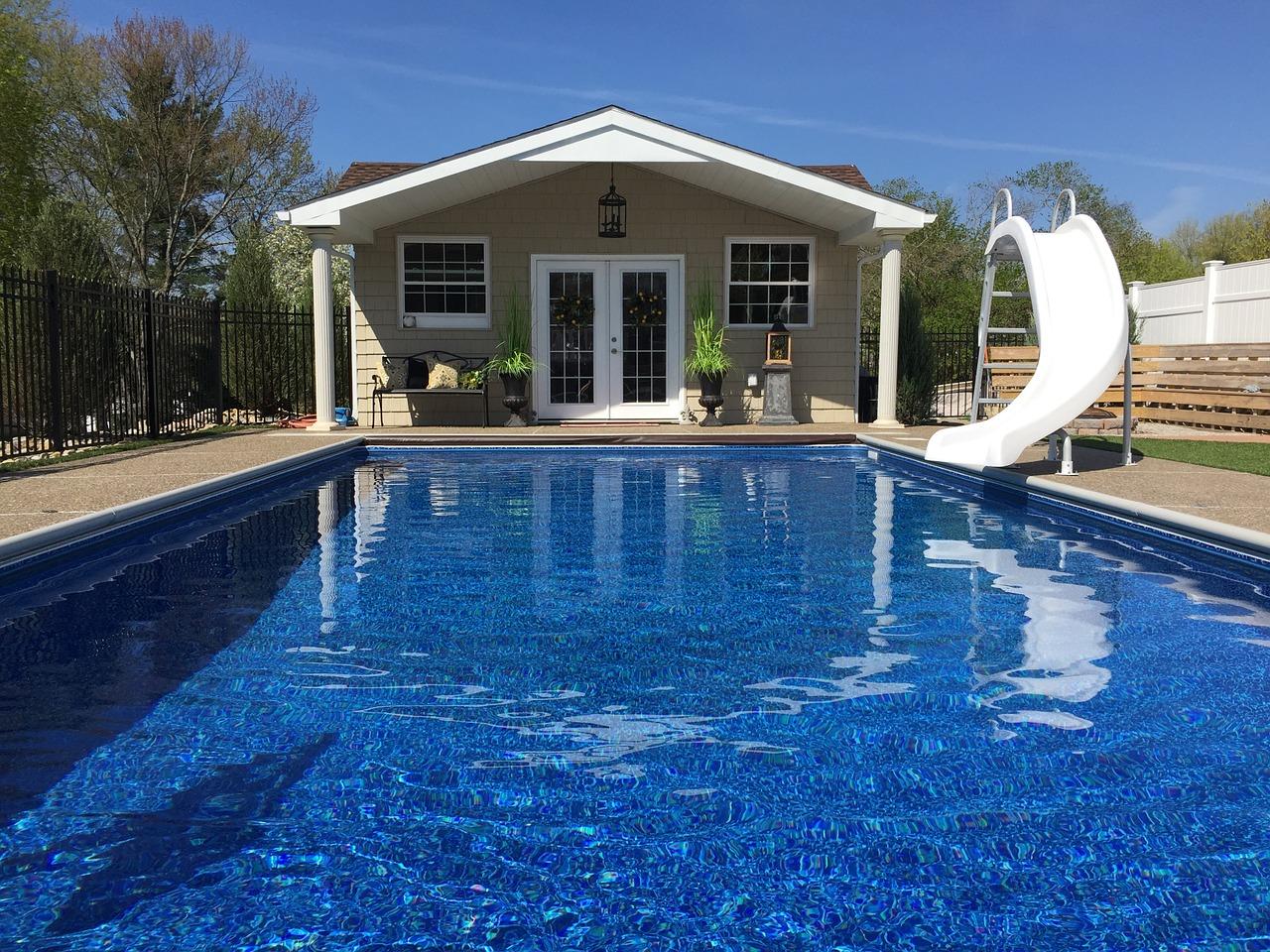 Les piscines immergées les plus courantes