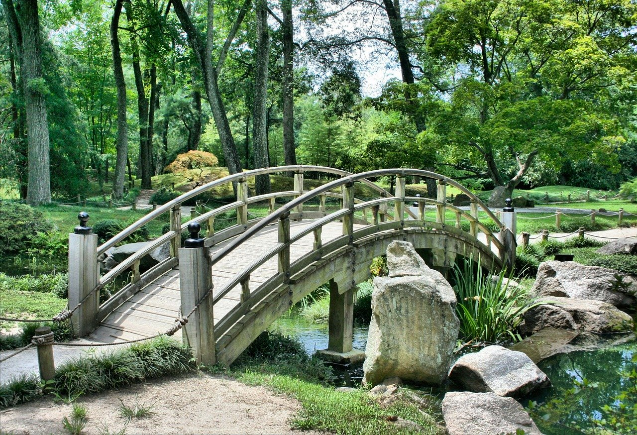 6 styles d'aménagement paysager