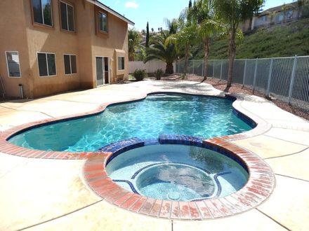 Un spa de nage: une petite piscine chez vous