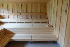installation de saunas et de spas
