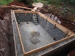 Tout ce qu'il faut connaître sur la construction de piscine maçonnée