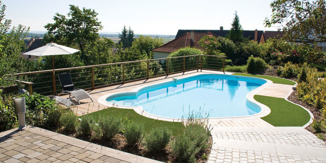 Les étapes à suivre pour installer une piscine en coque polyester