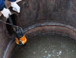 Une pompe submersible: c'est quoi exactement ?