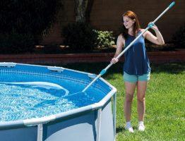 Nettoyage et entretien d'une piscine hors-sol: le guide pratique