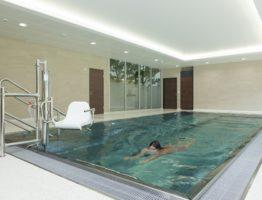 Le coût de construction d'une piscine d'intérieur