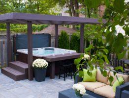 Guide complet pour l'installation d'un spa dans son jardin