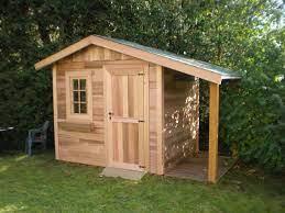 Quel type de cabanon installer dans votre jardin ?