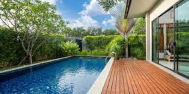 Terrasse de piscine: pourquoi le béton est-il la meilleure option ?