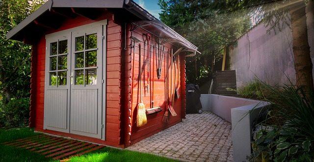 Montage d'un abri de jardin : étape par étape
