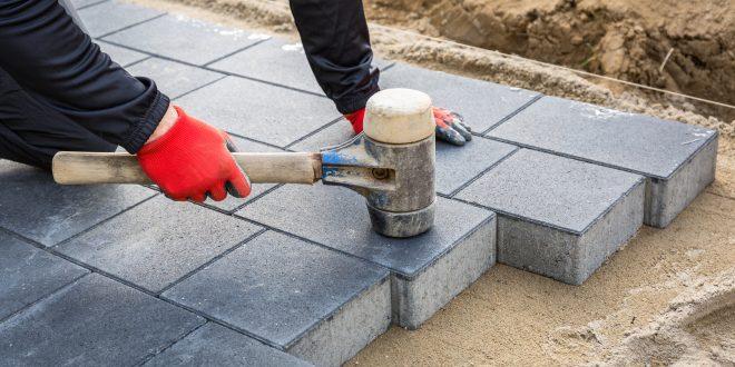 Choisissez le pavé pour le revêtement de sol extérieur