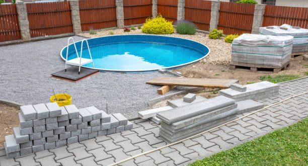 Combien peut coûter la construction de piscine?