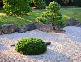 Comment bien aménager un jardin japonais?